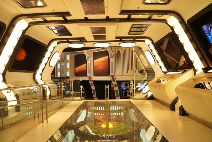 2019 01 17 214759 728x0 - 台北過年景點│翻新過後超美,神秘宇宙列車就在天文館,親子同樂好所在