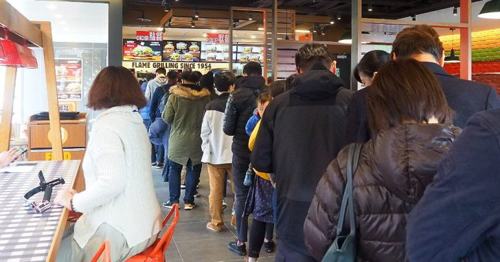 2019 01 21 175442 728x0 - 台中又一漢堡王據點開幕!漢堡王JMall店是獨立店面,開幕優惠任選兩套餐點就送限量購物袋!