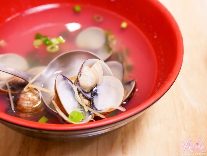 台南後甲國中美食,成大學生最愛的松江壽司,內用味噌湯和飲料喝到飽