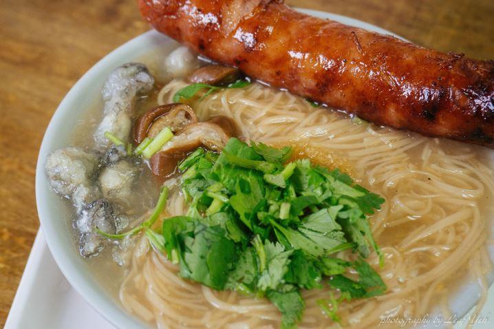 2019 02 02 225858 - 台北陳記專業蚵仔麵線搭配李家現烤黑豬肉香腸,萬華小吃這樣配也很妙