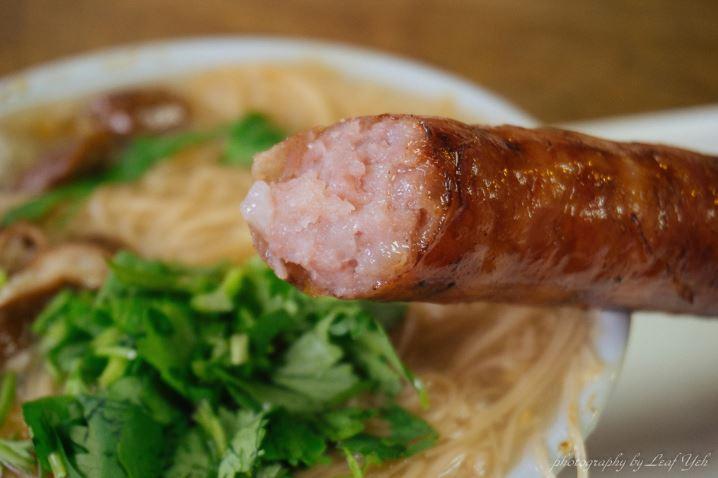 2019 02 02 232749 - 台北陳記專業蚵仔麵線搭配李家現烤黑豬肉香腸,萬華小吃這樣配也很妙