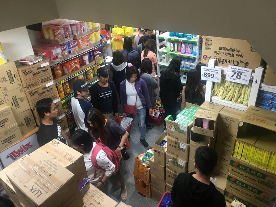 台中東南亞超市RJ Supermart
