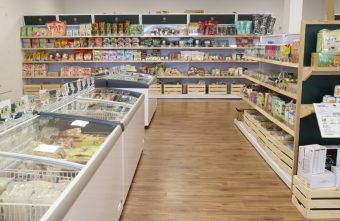 2019 02 24 225854 340x221 - 台中超大素食超市,樂膳自然無毒蔬食超市從冷凍商品、乾糧、餅乾樣樣有,可以讓你逛很久~