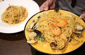 熱血採訪│台中壽星限定的義大利麵吃到飽就在高沐手作料理餐廳
