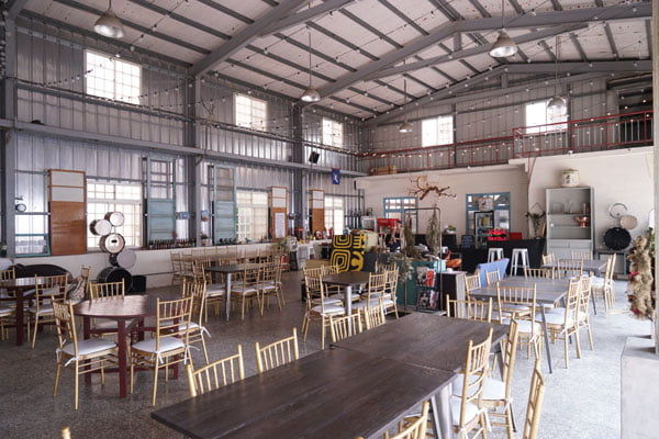 2019 03 19 151910 - CP皇后鎮市集將於本周六正式開幕!老工廠大改造,還有親子遊樂區