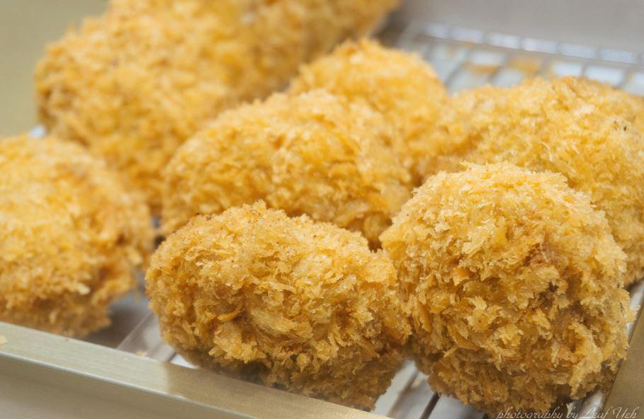 微風南山牛肉餅│金葉名氣餅gold menchi 你不能錯過的銅板美食