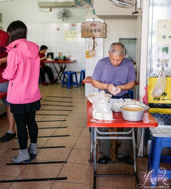 2019 03 27 230437 - 前鋒路水餃之家,在地人才知道的巷弄美食,遇紅就休的東區水餃店