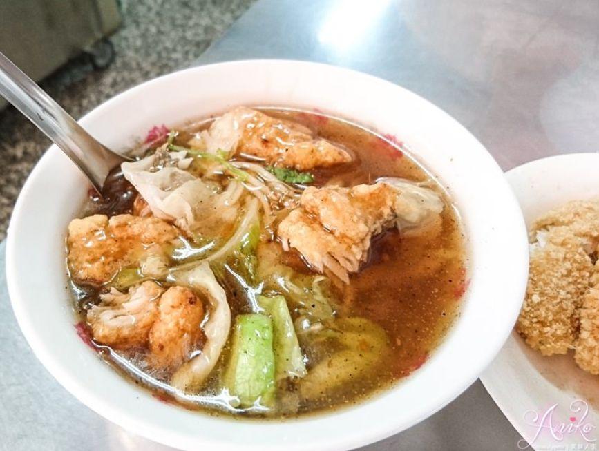 2019 04 10 142501 - 好味紅燒土魠魚羹,國華街美食也是老字號的兄弟店