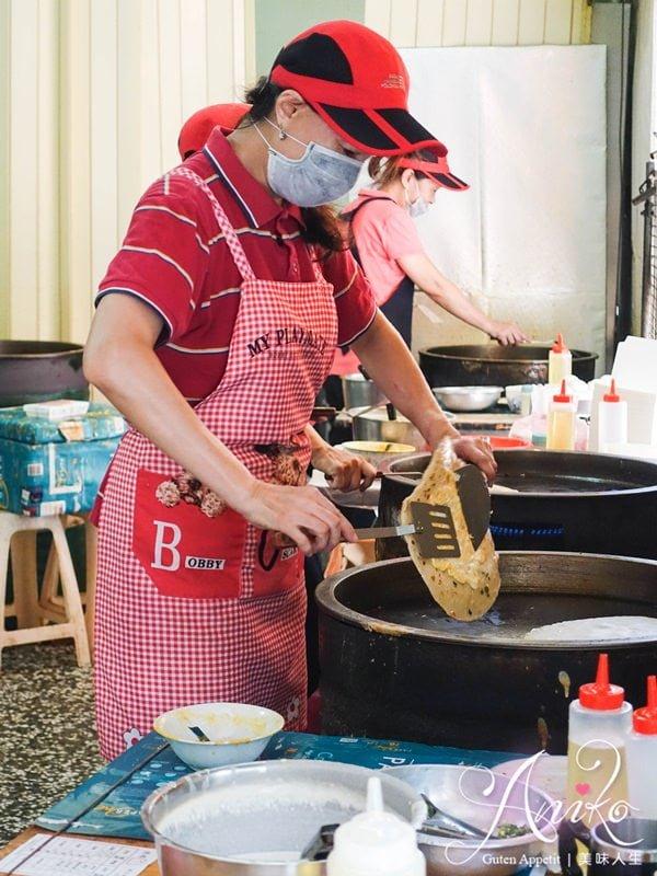 2019 04 29 110558 - 阿公阿婆蛋餅,份量不平凡的台南早餐,粉漿蛋餅一份可以從早上飽到中午