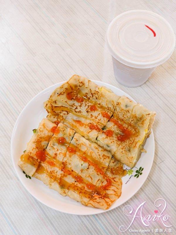 2019 04 29 110609 1 - 阿公阿婆蛋餅,份量不平凡的台南早餐,粉漿蛋餅一份可以從早上飽到中午
