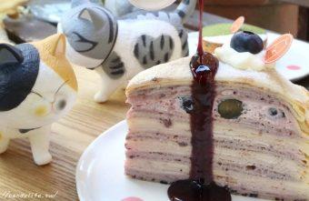 2019 04 29 144625 340x221 - 結合貓咪中途之家的甜點店,甜點好吃,還有可愛的貓咪作伴~