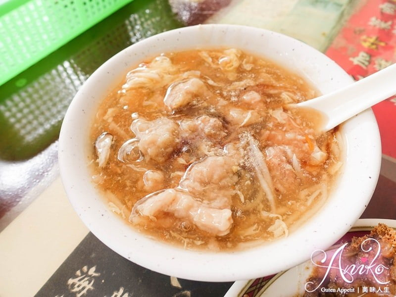 2019 04 30 120350 1 - 台南美食老店,有別於傳統肉粽的海龍肉粽,配粽子一定要順便點肉羹湯