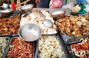 2019 05 04 225908 340x221 - 台中太原夜市排隊美食-呷味鮮蟹腳蟹肉,隱藏版魷魚膘晚來吃不到