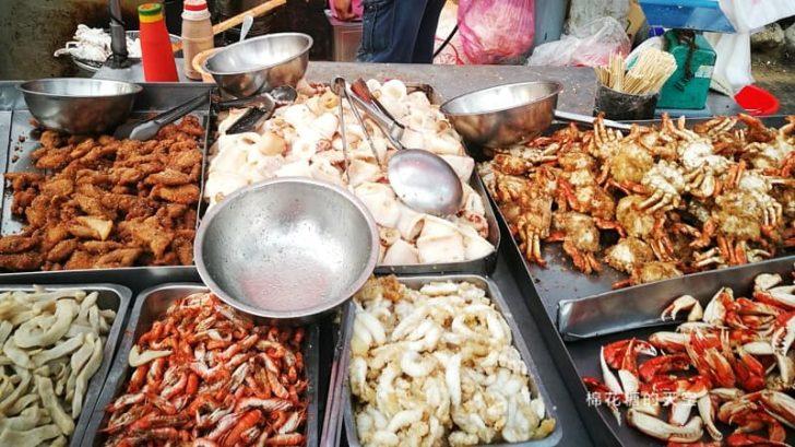 2019 05 04 225908 728x0 - 台中太原夜市排隊美食-呷味鮮蟹腳蟹肉,隱藏版魷魚膘晚來吃不到