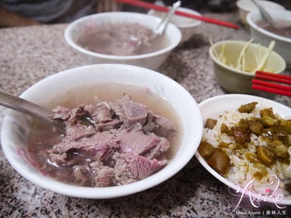 2019 05 07 101209 - 台南牛肉湯再一家,由爸爸和兒子分兩時段掌廚的石精臼牛肉湯,其中牛雜湯還要看緣份