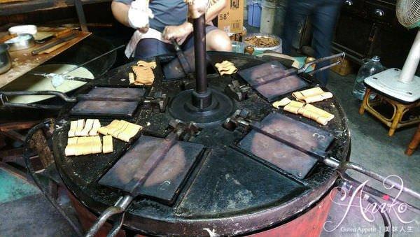 2019 05 10 101217 1 - 片片煎餅都是純手工,每人每日限量只能買兩包的台南百年老店-連得堂餅家