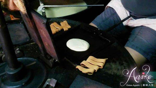 2019 05 10 101222 - 片片煎餅都是純手工,每人每日限量只能買兩包的台南百年老店-連得堂餅家