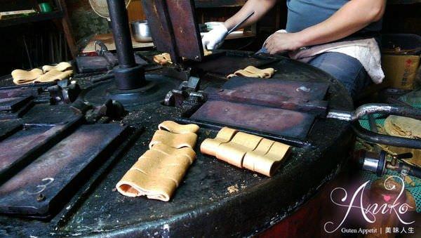 2019 05 10 101224 - 片片煎餅都是純手工,每人每日限量只能買兩包的台南百年老店-連得堂餅家