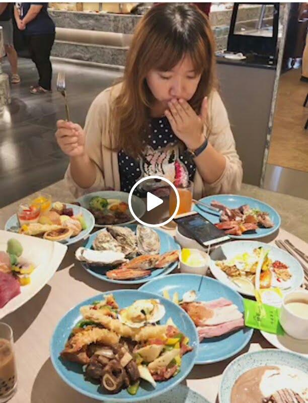 2019 05 10 210603 - 熱血採訪│漢來海港自助餐廳吃到飽回來囉!一開幕人潮大爆滿,沒先預約會排到哭