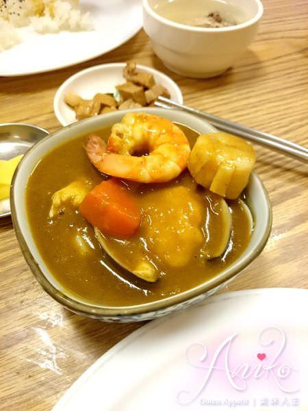 2019 05 14 085436 - 台南武廟美食,白飯小菜無限量供應的老騎士咖哩飯,不傷荷包又可以吃粗飽