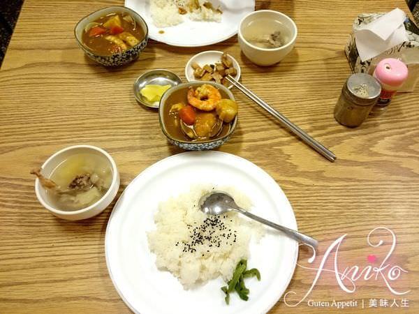 2019 05 14 085437 - 台南武廟美食,白飯小菜無限量供應的老騎士咖哩飯,不傷荷包又可以吃粗飽