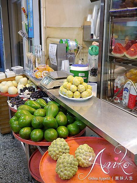 2019 05 15 100550 - 老字號台南冰店裕成水果行,不只賣高品質水果,炎炎夏天中這裡更可以來碗冰