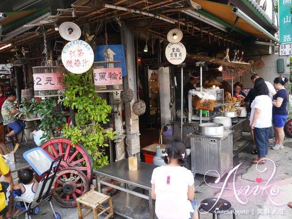 2019 05 16 095248 - 就在台南孔廟商圈的黑輪2元,如店名一般黑輪一支2元的價格超佛心