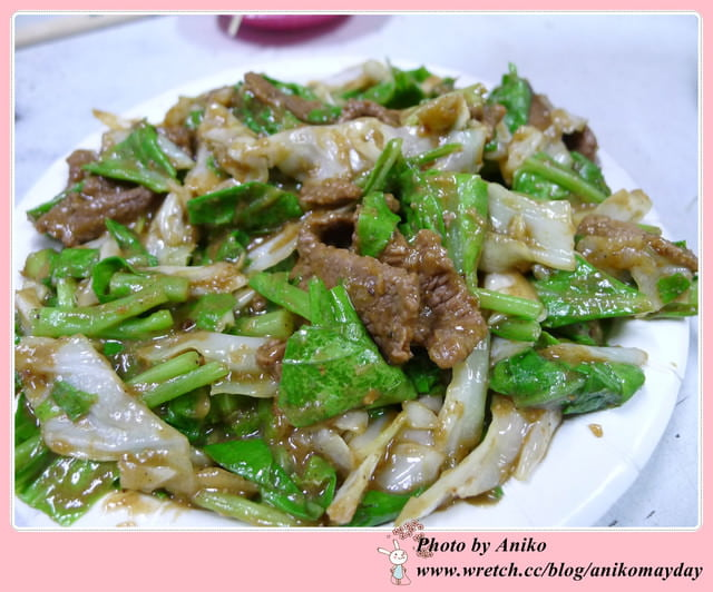 2019 05 23 092049 - 現點現煮的台南炒羊肉,台南南區美食阿福羊肉,真的吃過之後就會想念