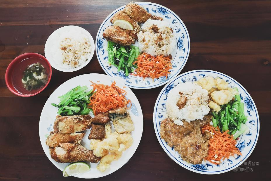 2019 05 23 132755 - 在地人大推的便當店,紅葡萄快餐便當的雞腿便當太美味,台南西港美食必吃店