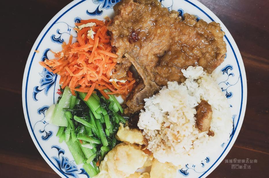 2019 05 23 132813 - 在地人大推的便當店,紅葡萄快餐便當的雞腿便當太美味,台南西港美食必吃店
