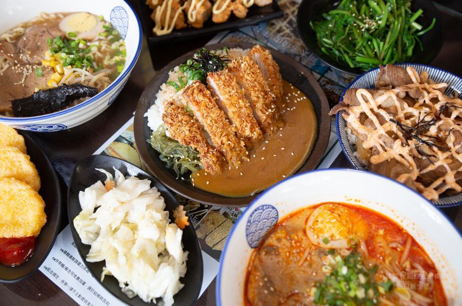 2019 05 24 092922 - 可以無限續飯、續麵,主打拉麵、丼飯的旭一家,省荷包的台南平價美食