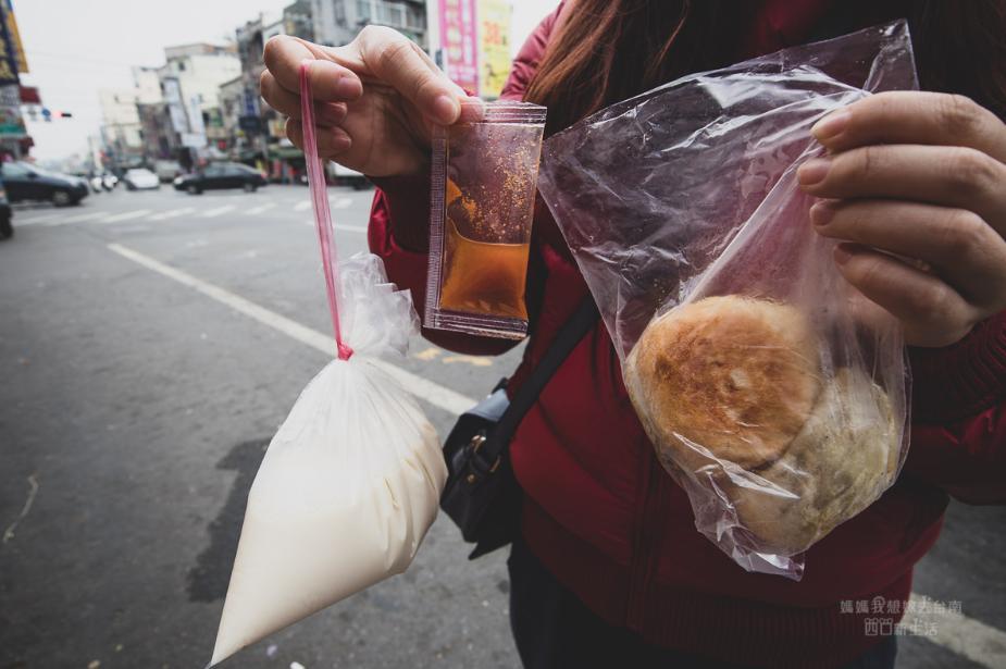 2019 05 24 093911 - 大灣廣護宮前煎包,學生和在地人都超愛的台南永康小吃