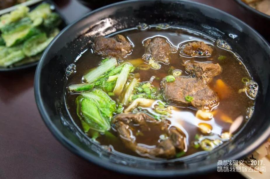 2019 05 27 102549 - 牛品哥極品養生牛肉麵,牛肉軟嫩、湯頭美味的台南牛肉麵