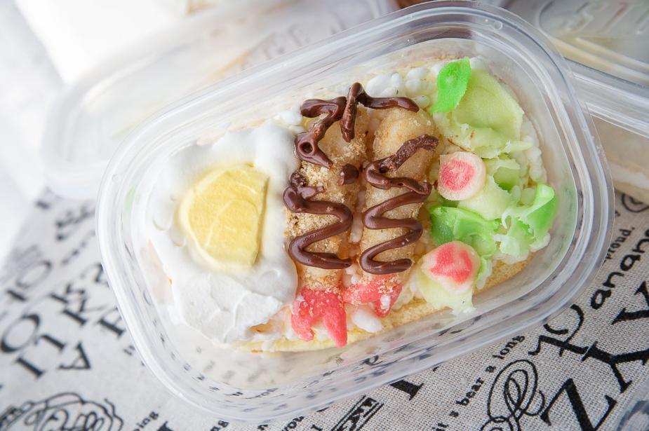 2019 05 28 095035 - 超逼真台南狗狗蛋糕,快要以假亂真的便當系列蛋糕,逗趣的台南造型蛋糕太促V了