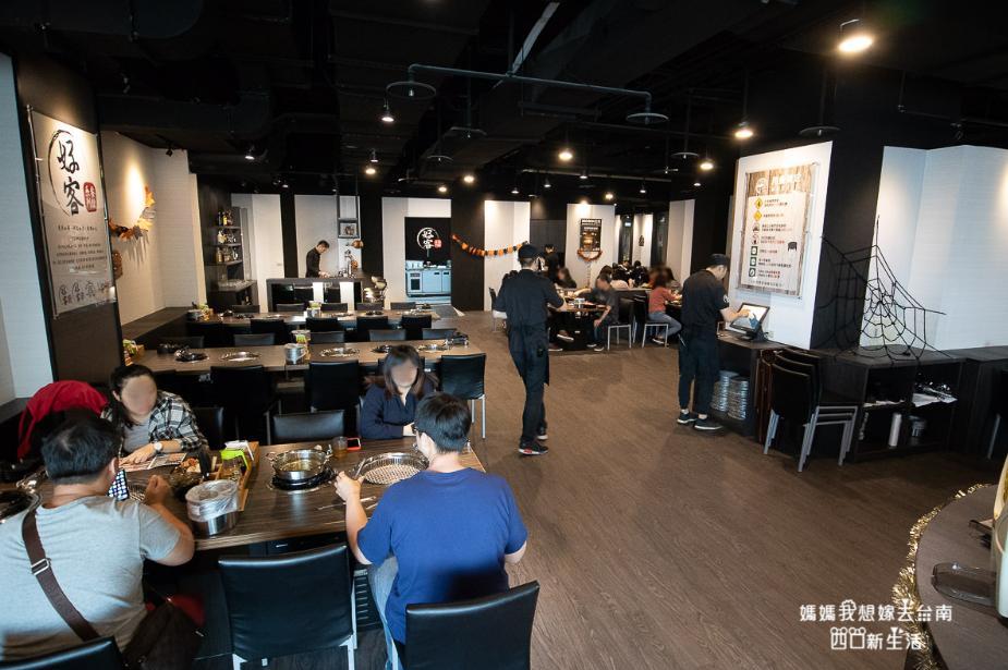 2019 05 28 100508 - 台南燒烤吃到飽推薦,好客燒肉不只吃到飽,還有有啤酒和調酒無限暢飲