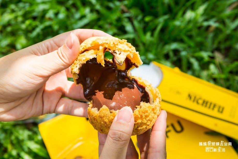 2019 05 30 112204 - 台南新光三越美食日芙洋菓子,黃金流沙波蘿泡芙讓人印象深刻