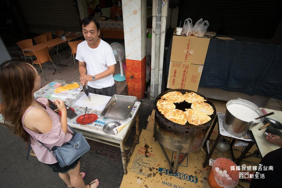 2019 05 31 094335 - 台南安和路上無名古早味蛋餅,人氣不間斷30年的台南安南區早餐