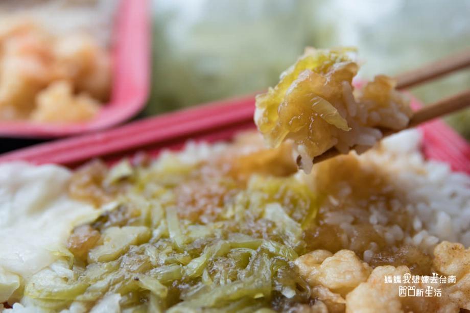 2019 05 31 094714 - 西港蝦仁爌肉飯推薦,12點前就賣光的西品蝦仁爌肉飯