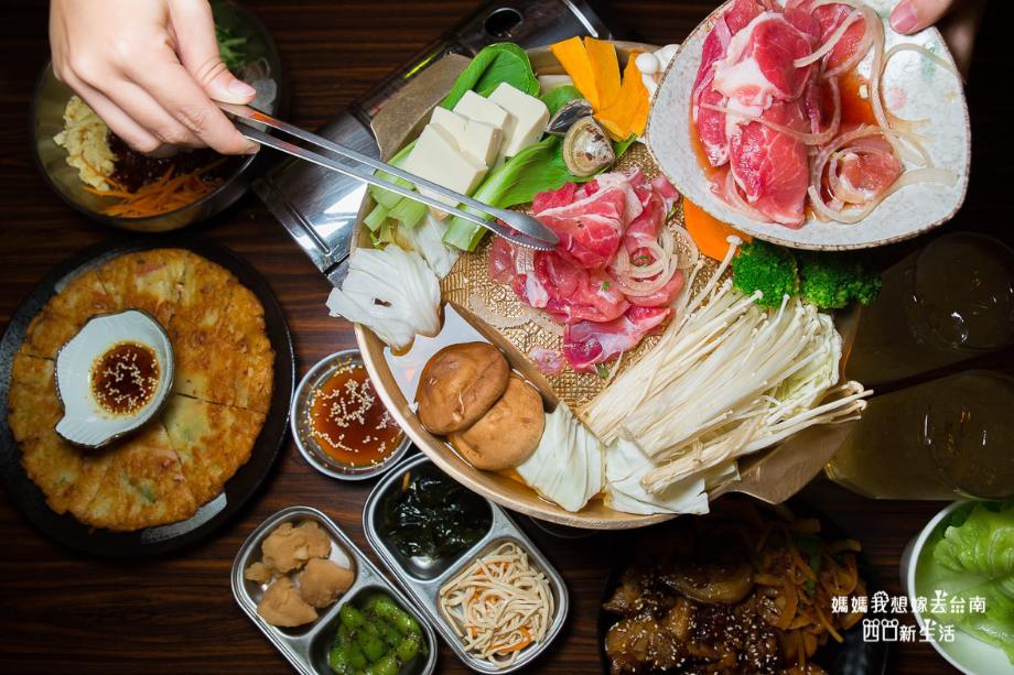 2019 05 31 100652 - 吃得到特別的韓國豬腳,銅盤烤肉也好吃的瑪西達韓式料理,台南韓式料理平價推薦