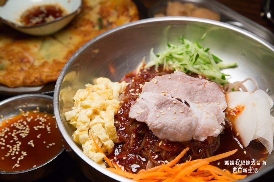 2019 05 31 100721 - 吃得到特別的韓國豬腳,銅盤烤肉也好吃的瑪西達韓式料理,台南韓式料理平價推薦