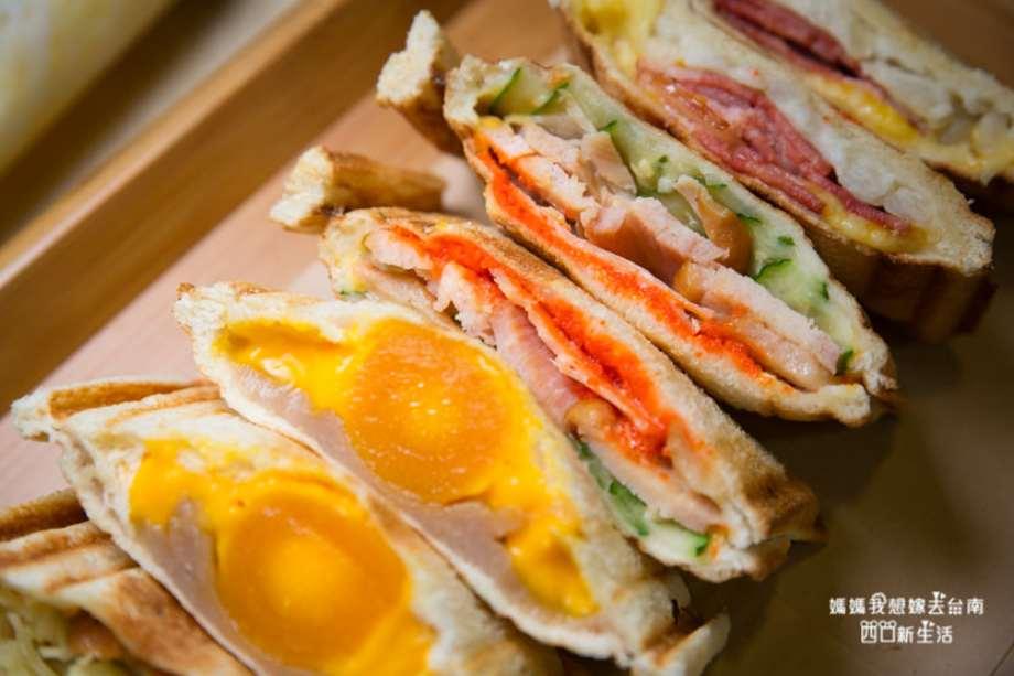 2019 06 03 111522 - T&F 手作吐司讓你吃點不同的台南宵夜,珍芒卡士達超特別