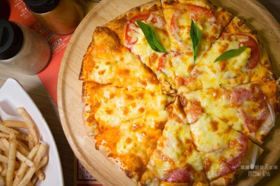 2019 06 04 103325 - Double cheese打爆起司手工窯烤披薩,平價Pizza吃不用怕,不一樣的台南披薩吃到飽