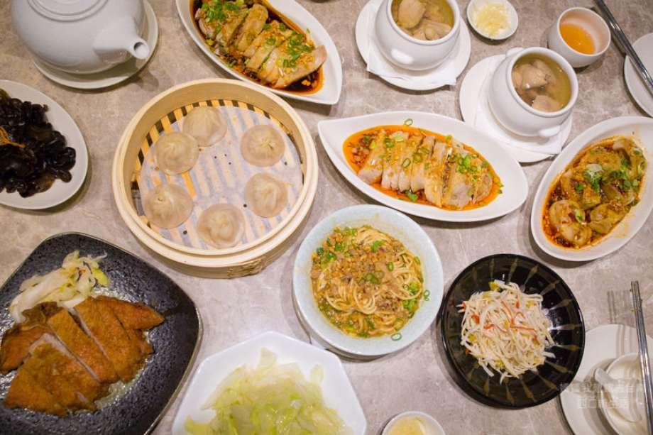 2019 06 04 105047 - 台南南紡購物中心美食推薦,從蒸點到甜品都有的漢來上海湯包,18摺湯包不能錯過