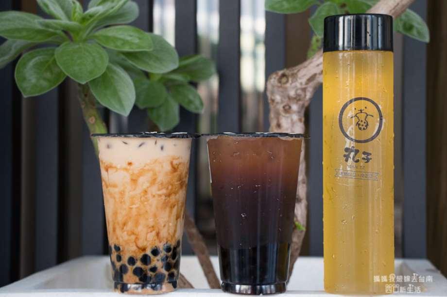 2019 06 06 093816 - 台南黑糖珍珠鮮奶的IG打卡常客,丸子手作茶館專售黑糖飲品