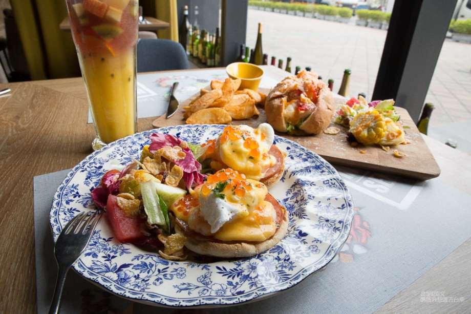 2019 06 10 112816 - bistro88 義法餐酒館氣氛極佳的台南早午餐,外表看起來貴但其實不貴