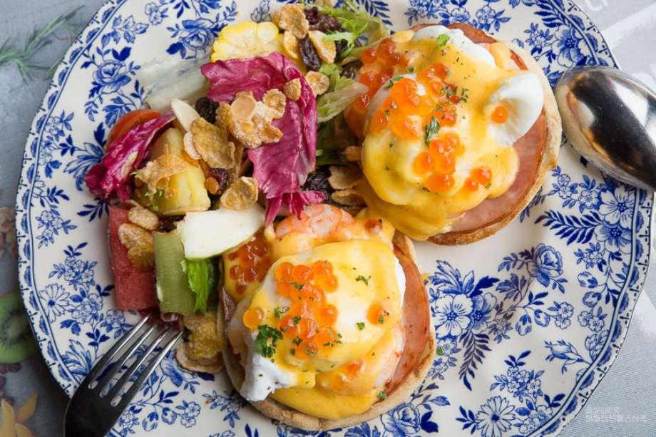 2019 06 10 112818 - bistro88 義法餐酒館氣氛極佳的台南早午餐,外表看起來貴但其實不貴
