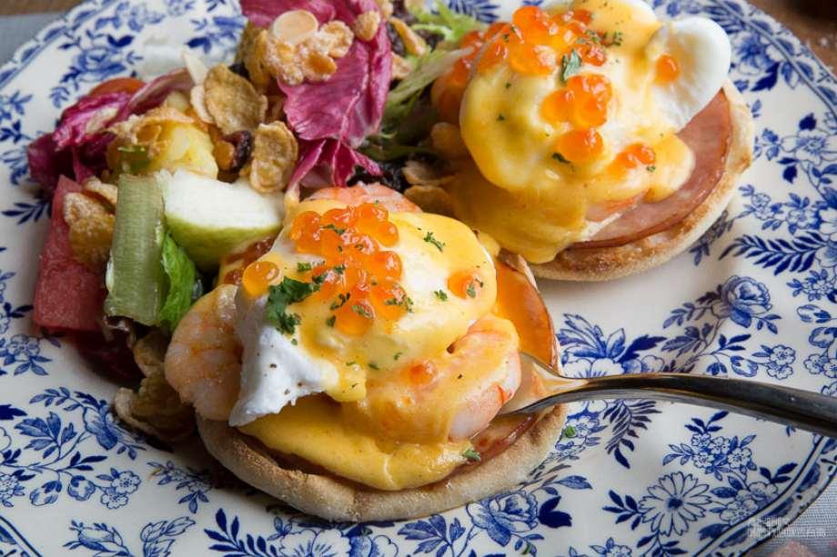 2019 06 10 112834 - bistro88 義法餐酒館氣氛極佳的台南早午餐,外表看起來貴但其實不貴
