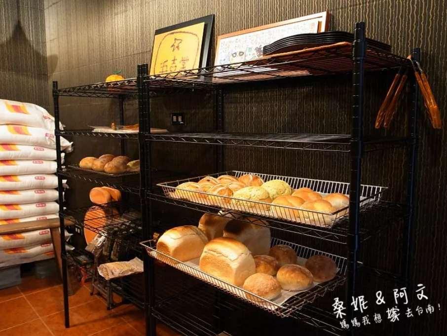 2019 06 10 115214 - 一開店就秒賣光的五吉堂,隱藏在巷弄中排隊台南麵包店
