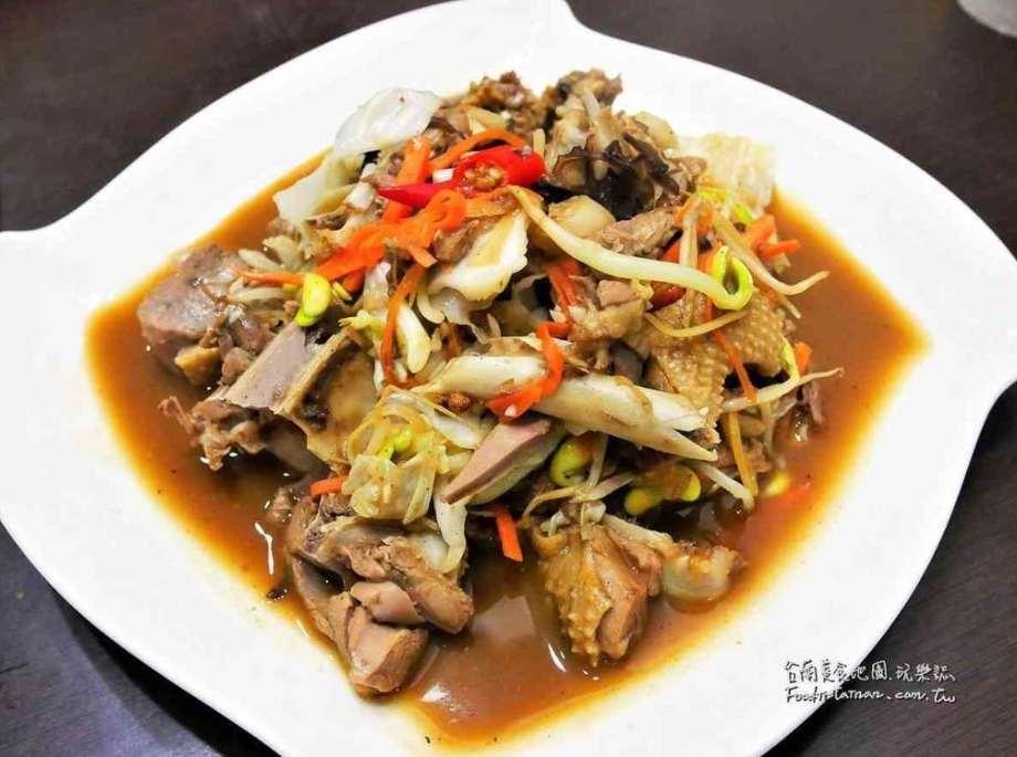 2019 07 08 104533 - 皇族香酥鴨多層風味讓人回味,耗時但經典的台南中西區美食
