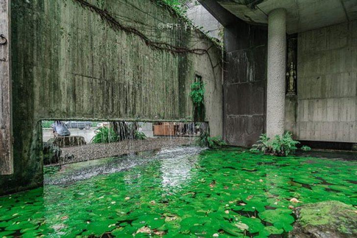 2019 07 11 120258 728x0 - 熱血採訪 原來台中有這麼一處寺廟是日式清水模建築風格啊!就在大里菩薩寺